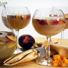 Raspberry-Mango Sangria | Food! | Pinterest