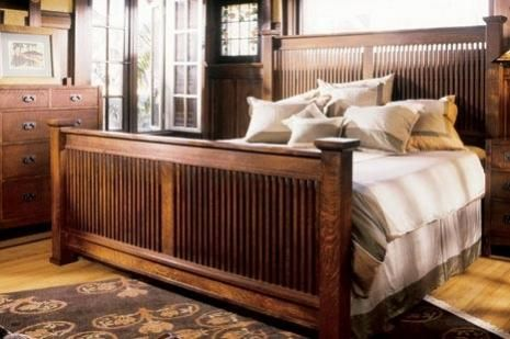 Mission By Stickley Bedroom Furniture Furniture Furnishings Pin