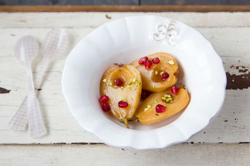 Vanilla Roasted Pears #Fall #Equinox | Kitchen Witch: Fall Equinox ...