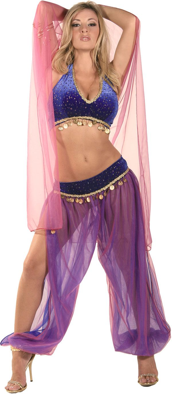 Image detail for -Sexy Jasmine Belly Dancer Costume - Belly Dancer Costumes