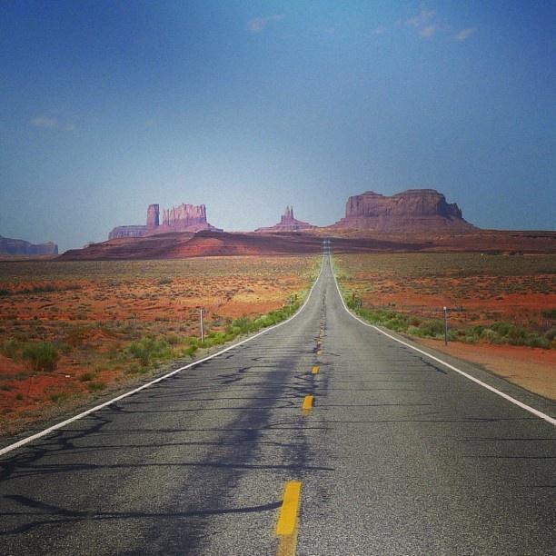 Monument Valley, UT/AZ:   Felt like a cowboy!