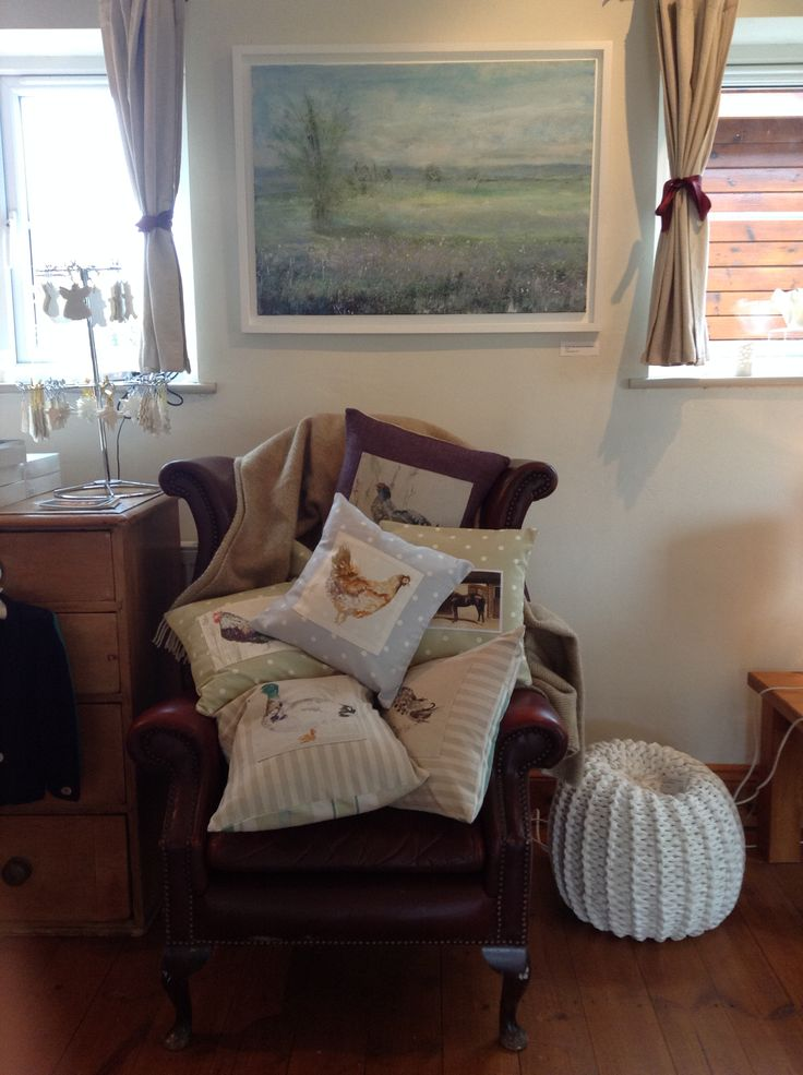 warm and inviting cushions by Tilly s Whim available from www.love