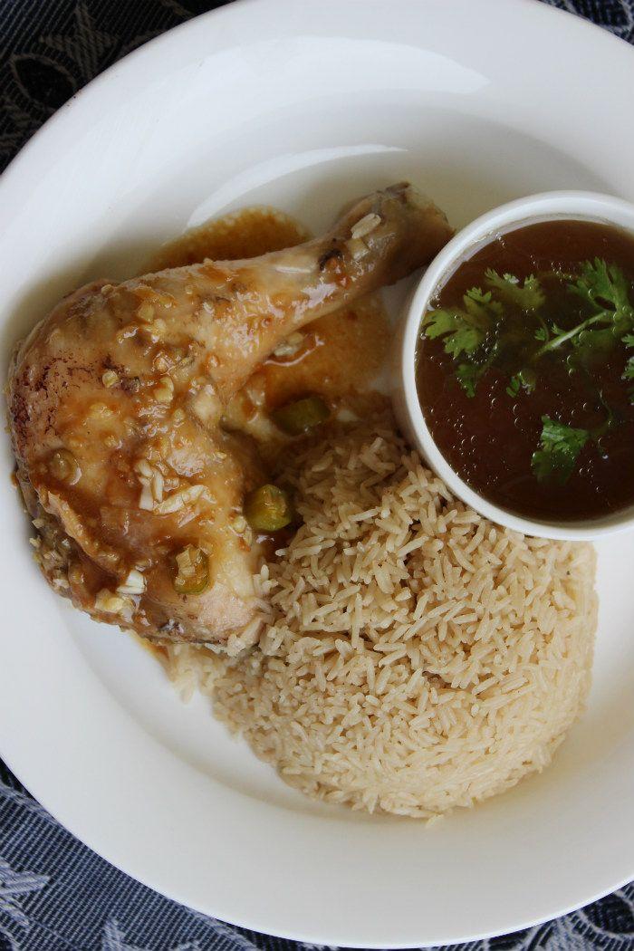 Hainanese Chicken Rice | Favorite Recipes | Pinterest