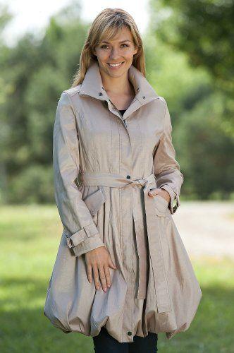 Women s Slim Bubble Collar Mid-long Down Coat 23 - WearingSales.com