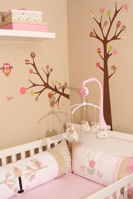 Kit Berço para decorar quarto de bebê60
