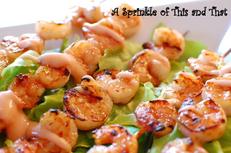 be grilling this tonight grilled gauva shrimp so flavorful the guava ...