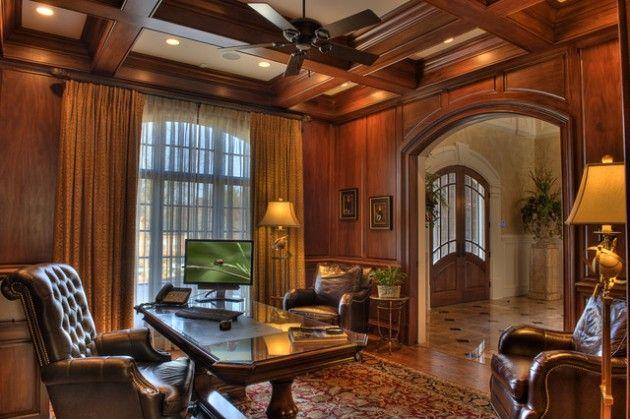 masculine home office design ideas classy architecture