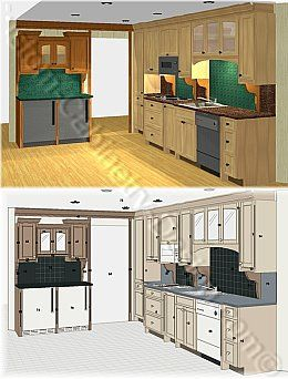 How To Build Cabinets Your Own BBH Kitchen Remodel Ideas Pinterest