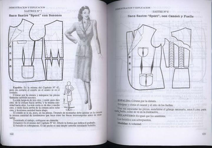 Manteaux Pattern