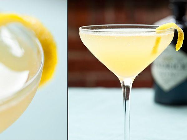 Citrus 75 Cocktail | Cocktails I'd like to make | Pinterest