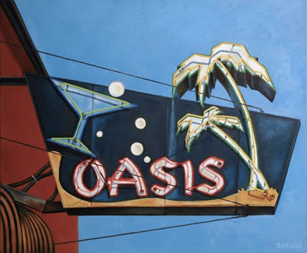 Oasis by Rafuse