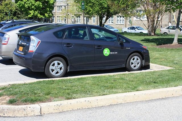 Zip Car | Hybrid Cars | Pinterest