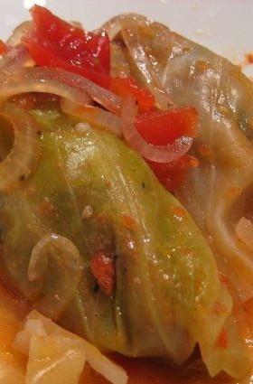 Italian Stuffed Cabbage | Favorite recipes | Pinterest
