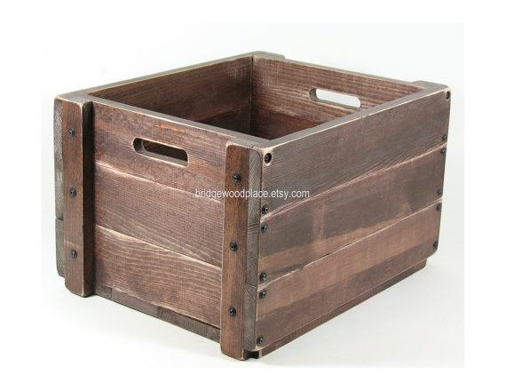 Wooden Crates Furniture : Wooden Crates Furniture : Wooden Crate Storage Furniture