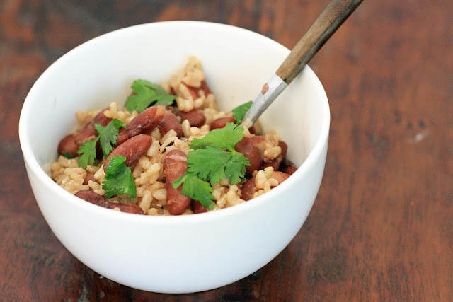 jamaican rice and peas | Recipes | Pinterest