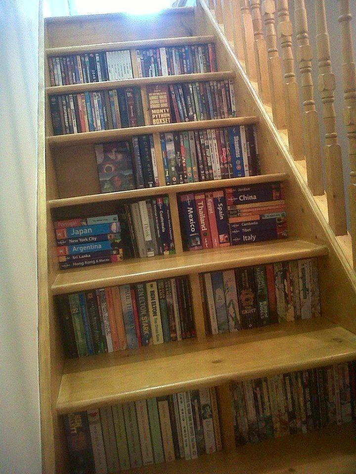 book staircase dreams pinterest