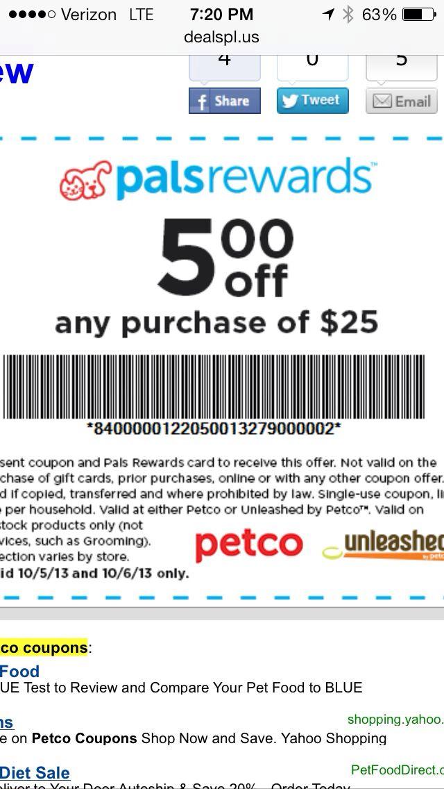 Pet smart coupon code