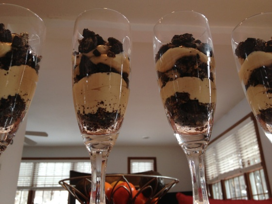 Tagalong Peanut Butter Parfaits Recipes — Dishmaps
