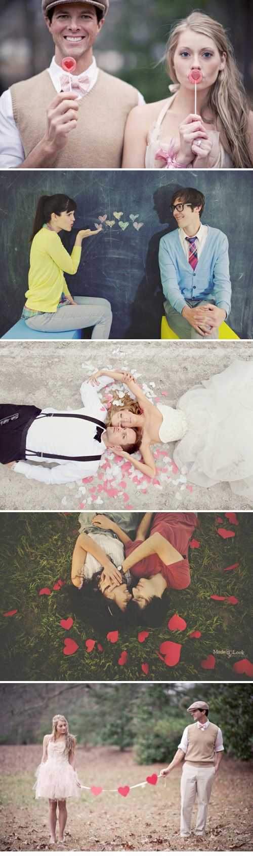 Adorable wedding/engagement photos