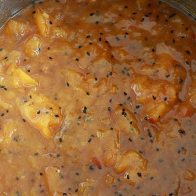 Chicken With Mango Chutney Sauce Recipe — Dishmaps