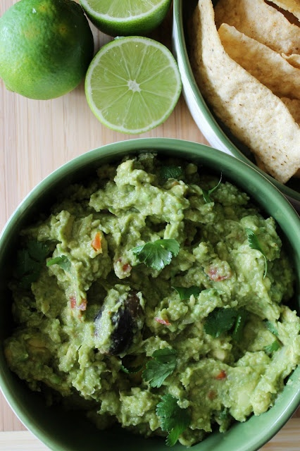 BEAUTY & THE BEARD: BEST BASIC GUACAMOLE | Recipes | Pinterest