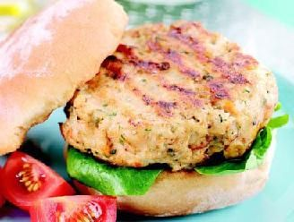 Honey Mustard Turkey Burgers From Eating Well 1/4 cup coarse-grained ...