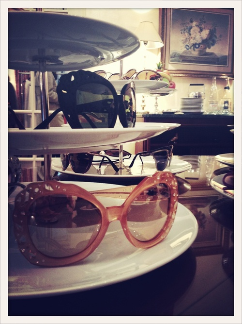 L'Wren Scott Launches Sunglasses