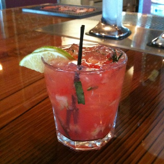 Watermelon-Cucumber Refresher Recipes — Dishmaps