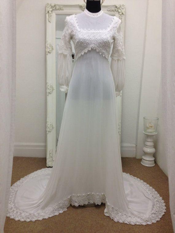 vintage wedding dress 1960 39 s