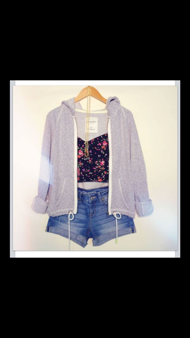 Love this spring outfit from Aeropostale :) so cute