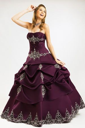 fancy evening dresses plus size