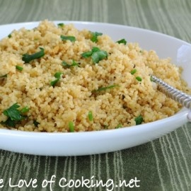 Herbed Couscous Pilaf | Favorite Recipes | Pinterest