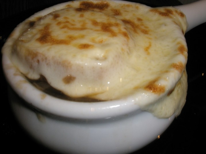 French Onion Soup- **Note: let the onions cook slightly longer than ...