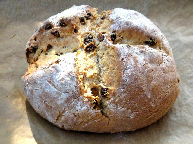 food and thrift-Irish Soda Bread | #bread love | Pinterest