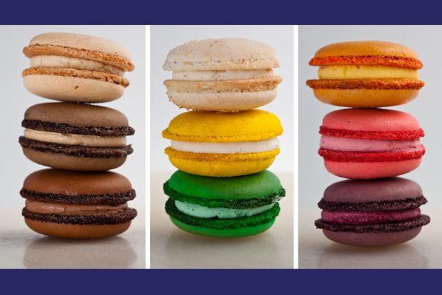 Traditional French macaron recipe | Macarons recipe | Pinterest