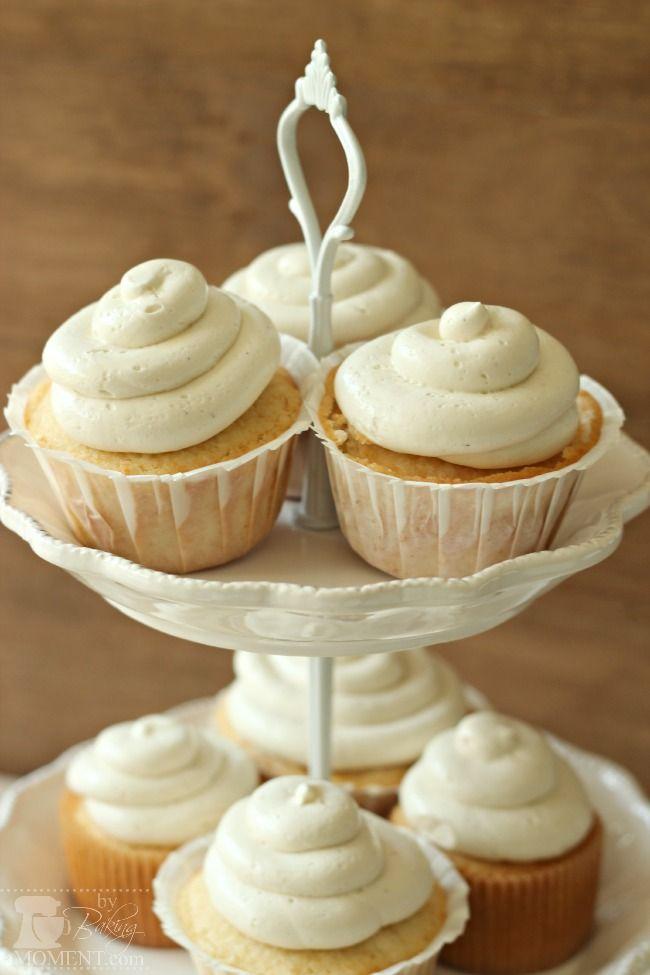 Simply Perfect Vanilla Cupcakes | Recipe