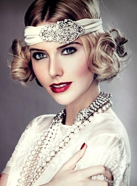 Hairstyles In The 20s : 20s Hairstyle Pictures LONG HAIRSTYLES