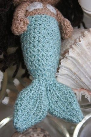 Knitting Pattern Central Amy Doll : FREE KNITTING PATTERN MERMAID DOLL - VERY SIMPLE FREE ...
