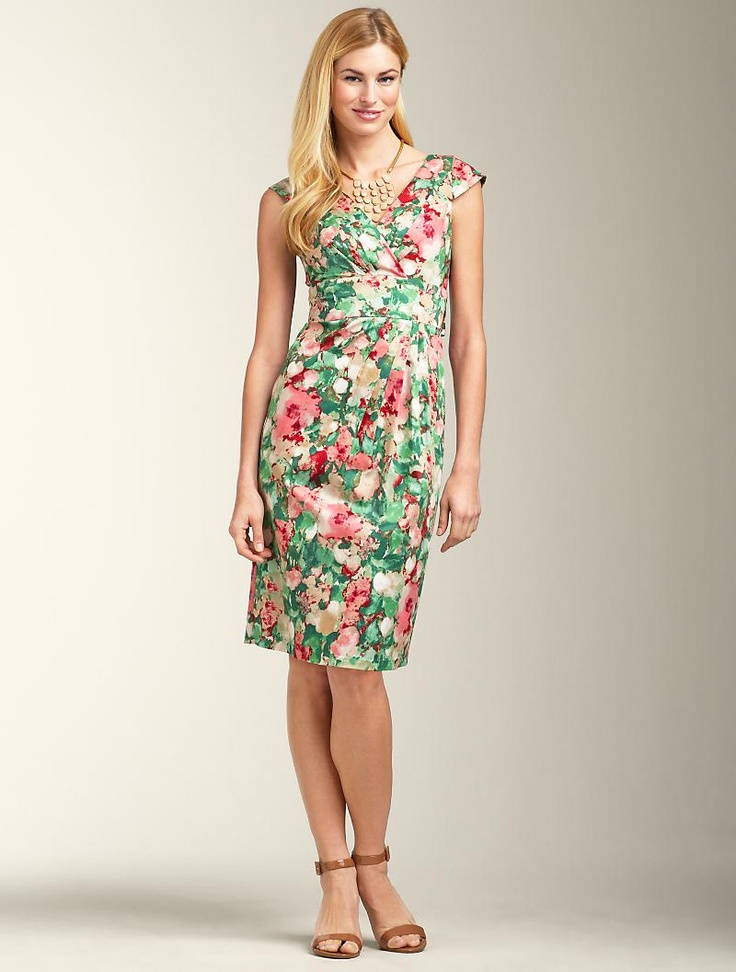 Pin by mary ann bucklan on talbots love pinterest for Talbots dresses for weddings