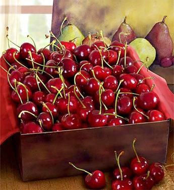 Bing Cherries! | Yum | Pinterest