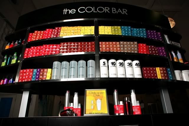 Color bar halo pinterest for A salon paul mitchell san diego