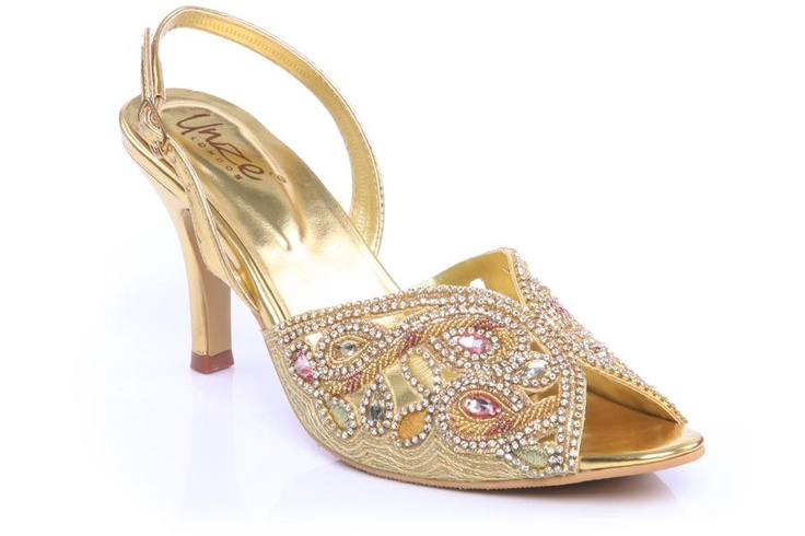 Awesome Deep Pink Leather Indian Shoes With Gold Beadwork And A Pink Pompom On The Toe  Id Wear This During Summer And
