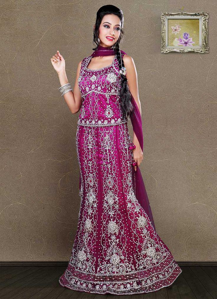 Purple Indian Dresses For Weddings Purple Wedding Dress Ebay