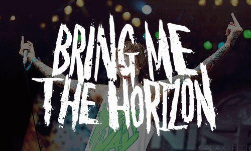 Bring me the horizon bring me the horizon pinterest