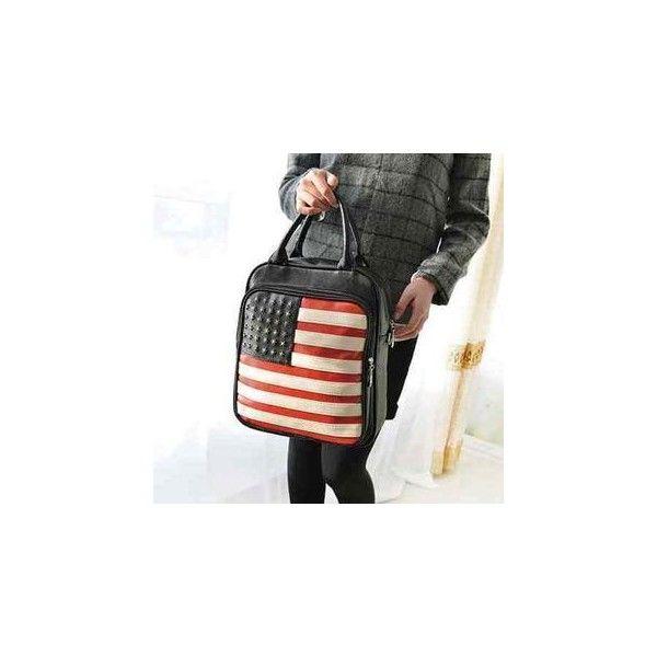 american flag backpacks