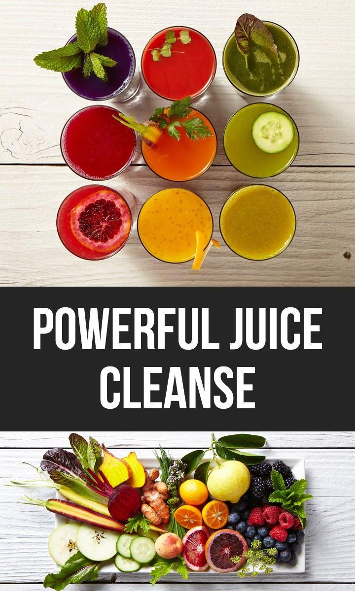 Juice Cleanse... | LOVE it | Pinterest