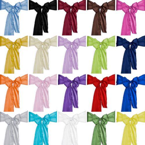 ribbons sashes bows