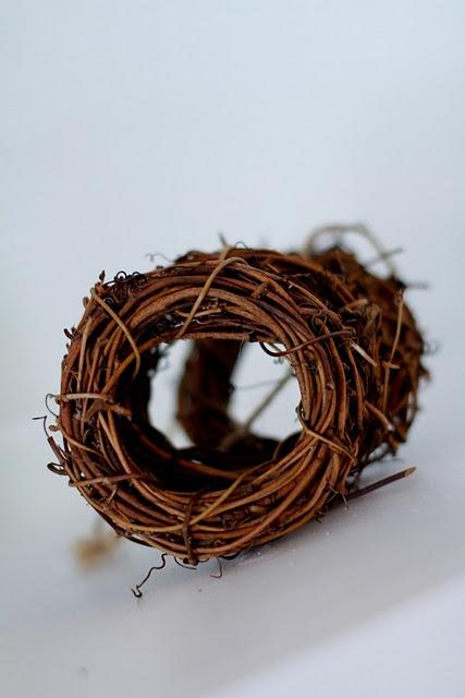 spring/easter napkin rings | Easter | Pinterest
