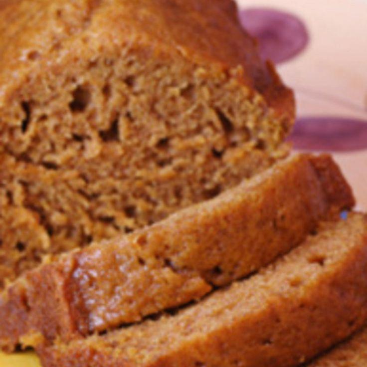 Super moist Pumpkin Spice Bread | Food | Pinterest