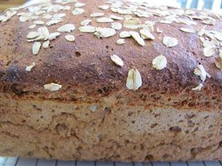 Running Upward: No-Knead, SUPER Easy 100% Whole Wheat Bread!!